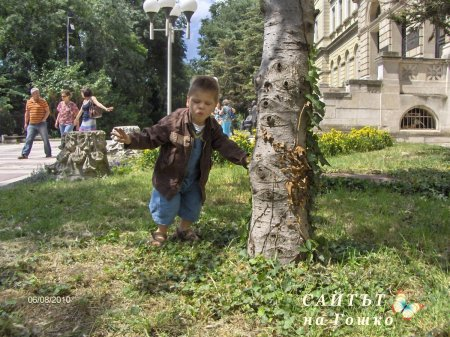Случки на открито / Варна, юни 2010